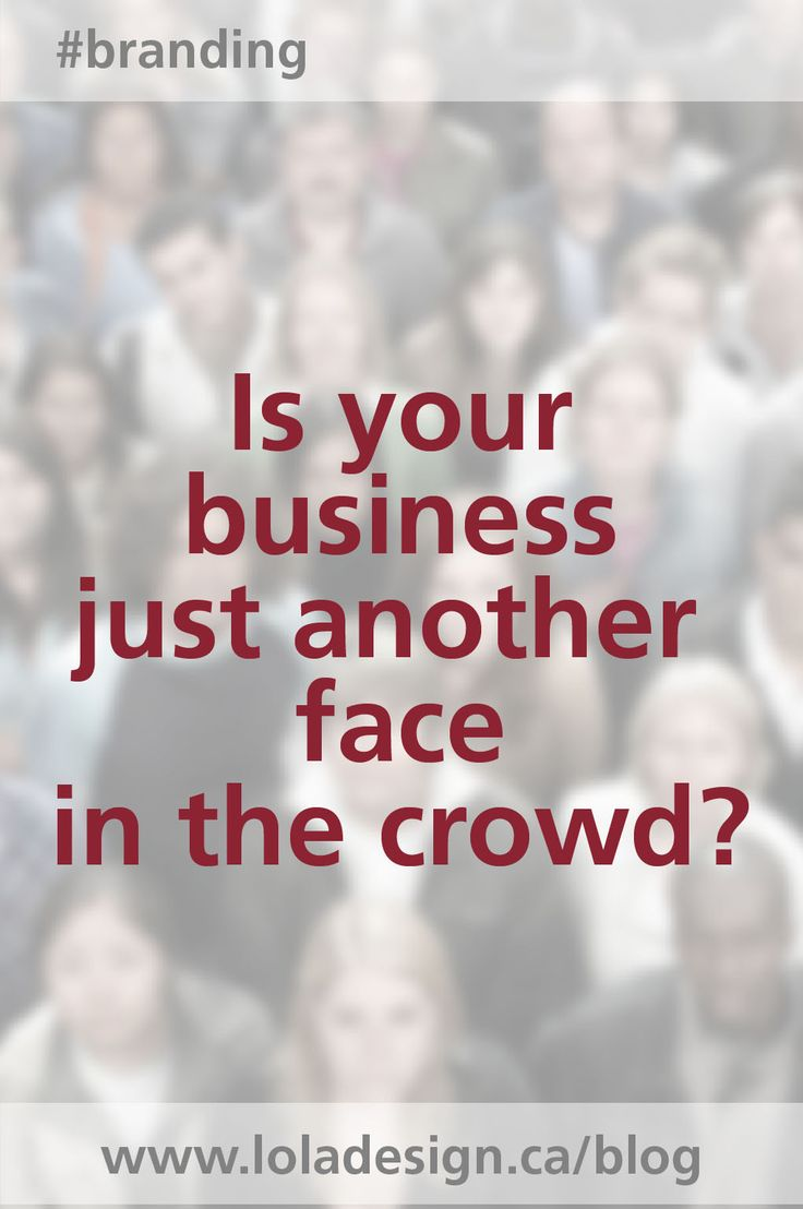 """It's January-and before you start marketing-does your business have a recognizable """"face""""? Blog post January 16, 2016"""
