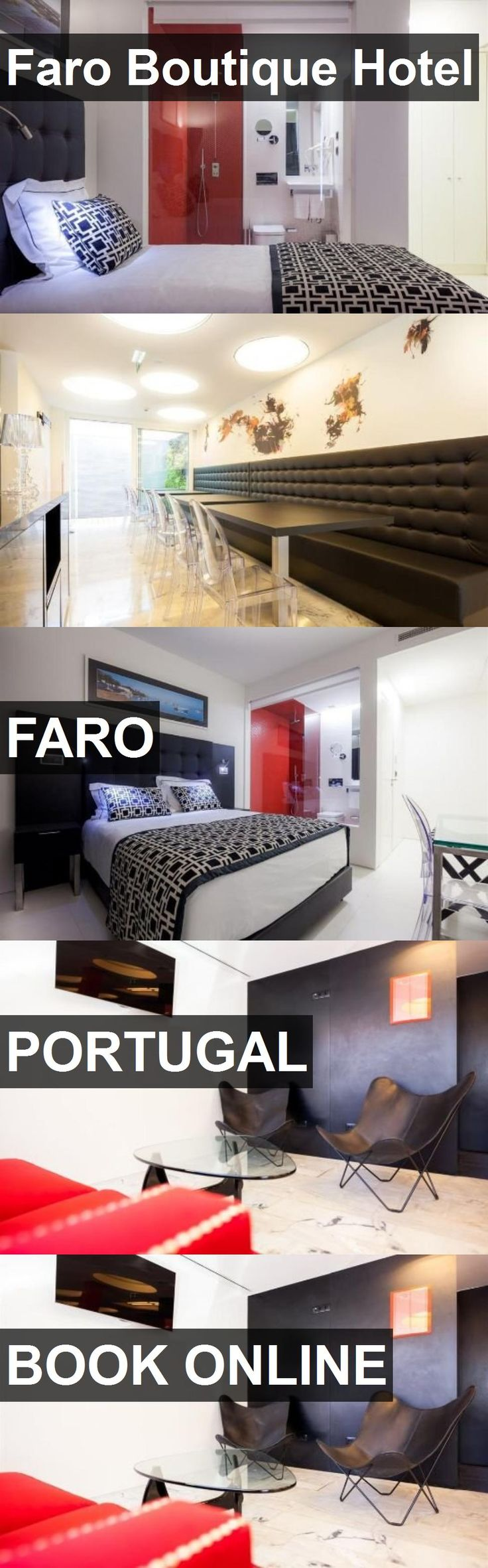 Faro Boutique Hotel in FARO, Portugal. For more information, photos, reviews and best prices please follow the link. #Portugal #FARO #travel #vacation #hotel
