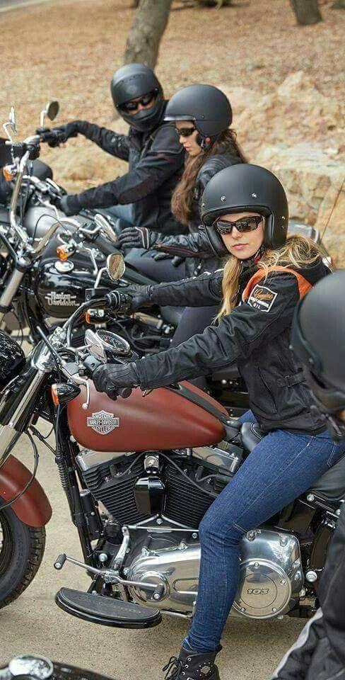 Moto ladies