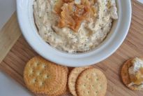 Easy Homemade Onion Dip - Homegrown & Healthy