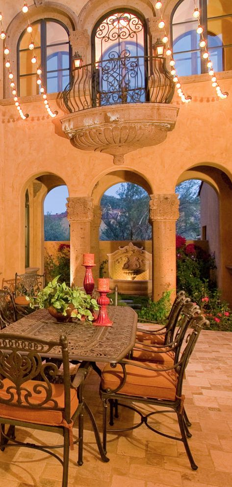 old world mediterranean italian spanish tuscan homes design decor - Colonial Design Homes