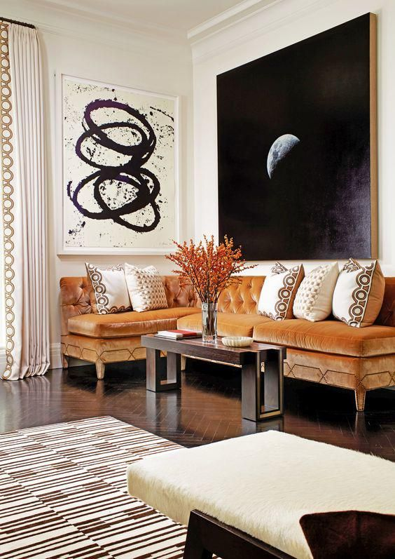 Café Design | The Perfect Sectional | www.cafedesign.us