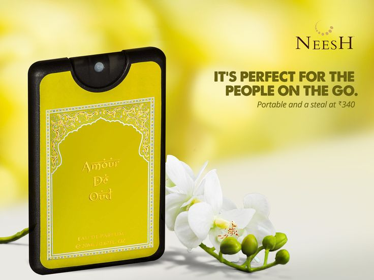 Smell Well with Neesh. #PortablePocketPerfume #Affordable #Awesome Buy now: http://goo.gl/Z72gFy
