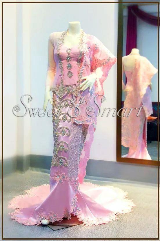 Myanmar dress fashion catalogue templates