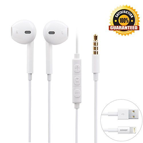 Iphone earbuds green - lightning earbuds iphone 7