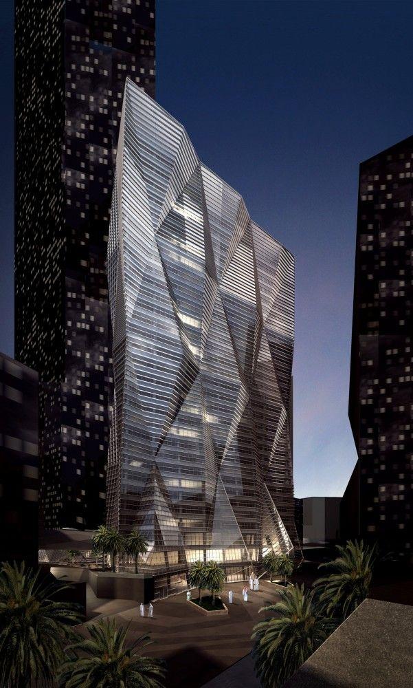 Les 577 meilleures images du tableau tours infernales sur for Architecture futuriste