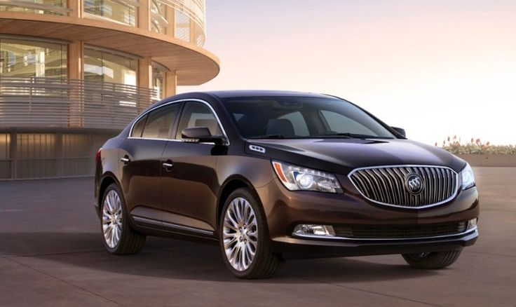 2015 Buick LaCrosse photo I will own this car mark  my word!