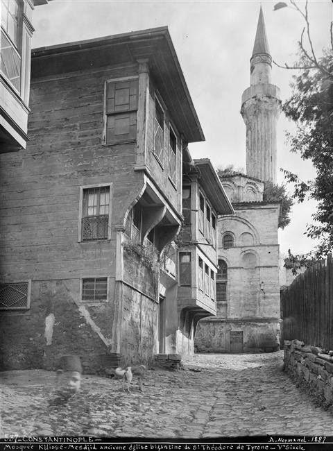 Vefa Kilise Camii Alfred Nicolas Normand fotoğrafı, 1887