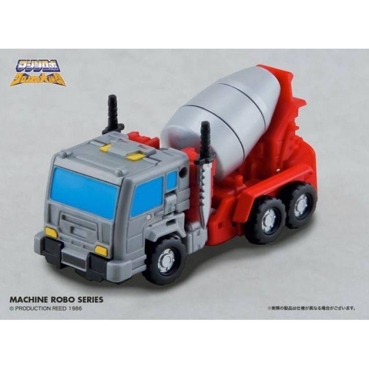Action Toys  Machine Robo  MR-05 - Mixer #transformer