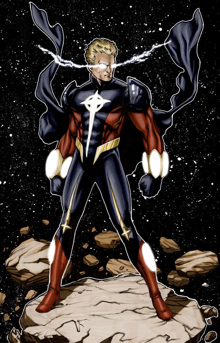 Quasar by Brent Peeples