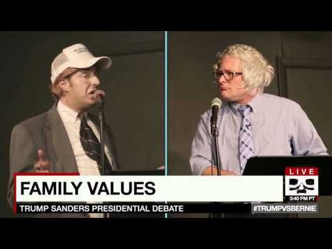 """Trump vs. Bernie Debate! (James Adomian & Anthony Atamanuik LIVE at Whiplash Comedy UCB-NY)  """"""""Subscribe Now to get DAILY WORLD HOT NEWS   Subscribe  us at: YouTube https://www.youtube.com/channel/UCycT3JzZbPLIIR-laJ1_wdQ  GooglePlus = http://ift.tt/1YbWSx2  http://ift.tt/1PVV8Cm   Facebook =  http://ift.tt/1UQVq5U  http://ift.tt/1YbWS0d   Website: http://ift.tt/1V8wypM  latest news on donald trump latest news on donald trump youtube latest news on donald trump golf course latest news on…"""