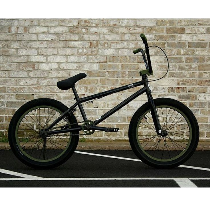 """2016 FIT BIKE CO BENNY 1 BMX 20"""" BICYCLE BLACK SUNDAY CULT PRIMO KINK SUBROSA #FitBikeCo"""