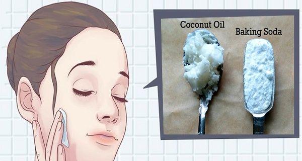 Vive Por Mas Tiempo: Esto es cómo utilizar el aceite de coco y bicarbonato de sodio Para ver años más joven