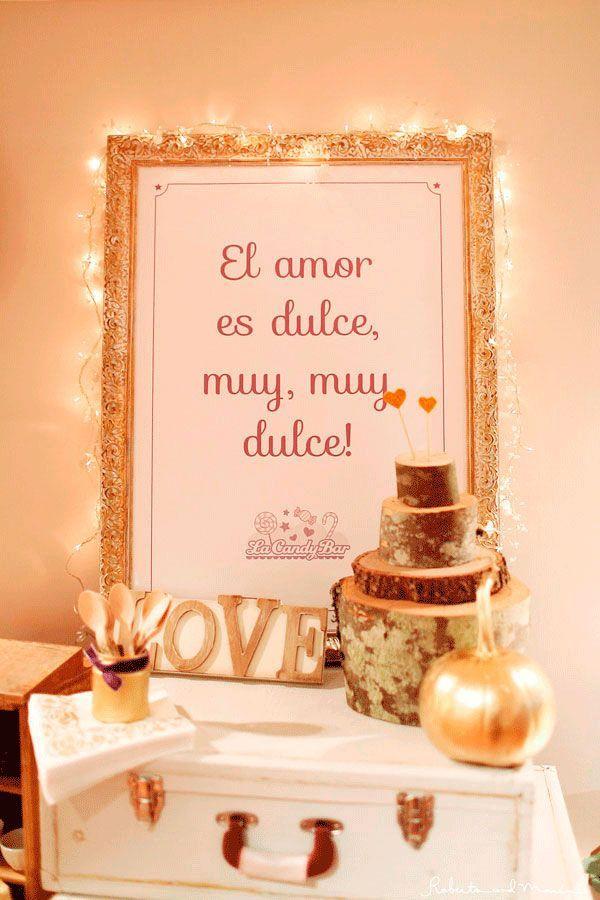El amor es DULCE!
