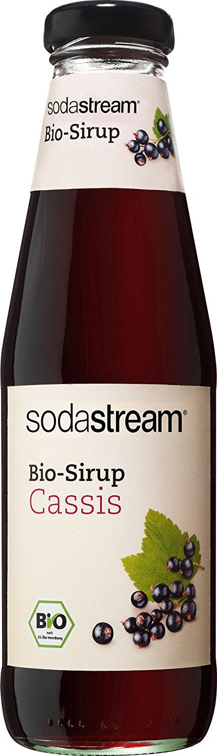 SodaStream Bio-Sirup Cassis: Amazon.it: Casa e cucina
