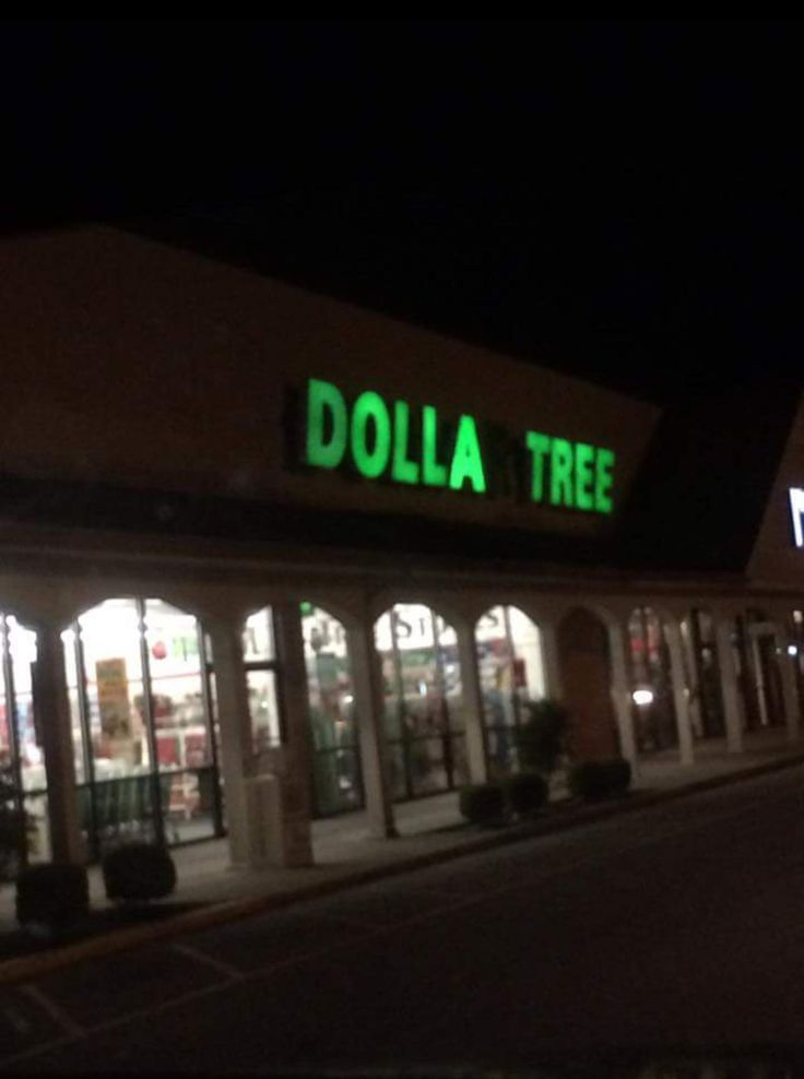 Our Dollar Tree Just got a little more ghetto... - #funny #lol #viralvids #funnypics #EarthPorn more at: http://www.smellifish.com