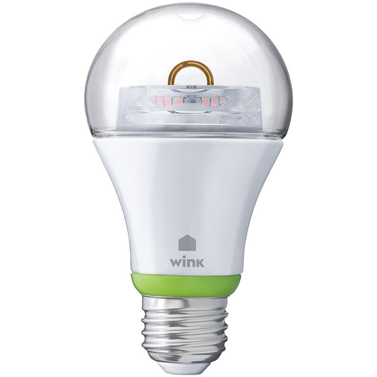 Smarthome quirky ge wink ge link connected led bulb for Buyers choice light bulbs
