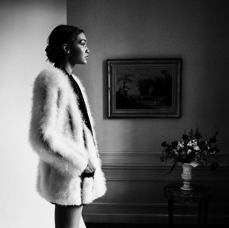 Vogue Germany May 2016 Gigi Hadid by Camilla Akrans-2 #editorials #style #editoriasdemoda