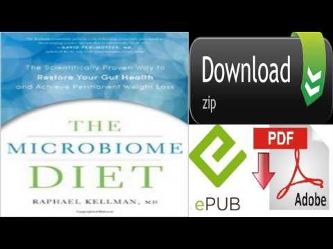 The Microbiome Diet by Raphael Kellman MD (PDF)