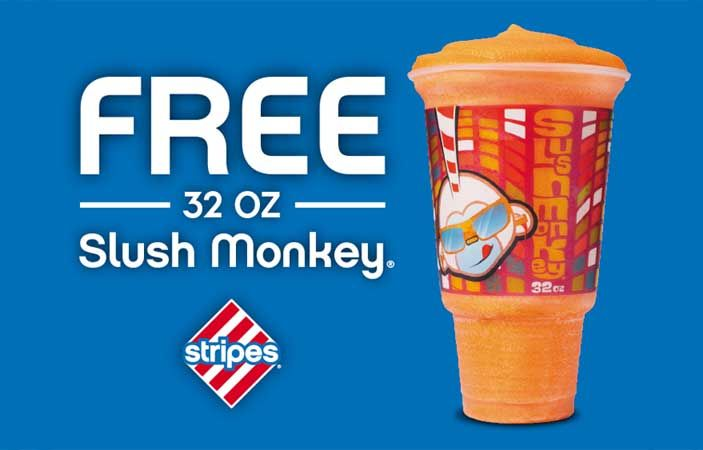If you live near a Stripes convenience store in Texas, Oklahoma, or New Mexico print and redeem the coupon for
