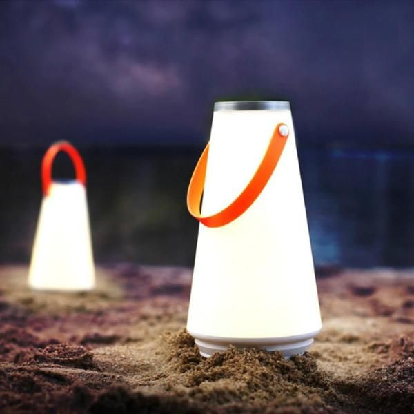 Touch Portable Rechargeable Led Lantern In 2020 Camping Lamp Led Night Light Camping Lights
