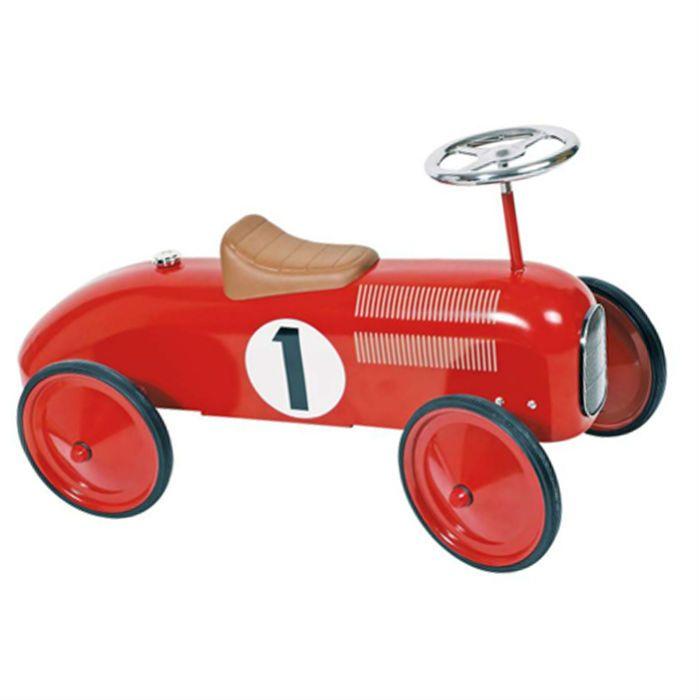 Sparkbil Classic Racing Röd