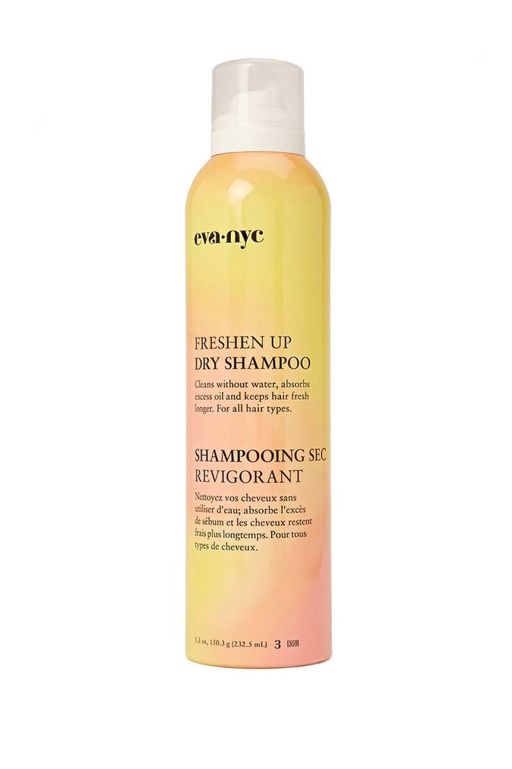 A dry shampoo by Eva NYC™ for all hair types. #beautymark