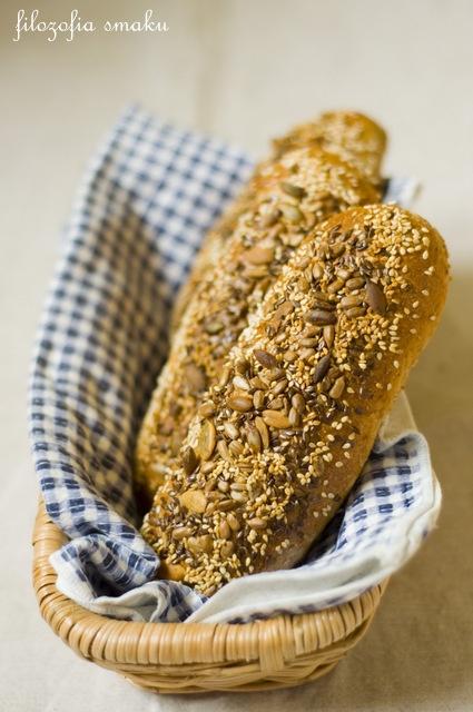 Whole Wheat Hot Dog Buns