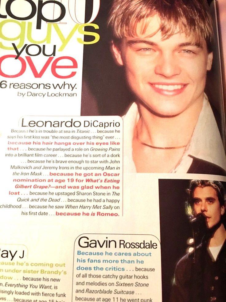 Seventeen Magazine June 1998 Vintage Model Contest Brad Leo Alanis Summer Beauty | eBay