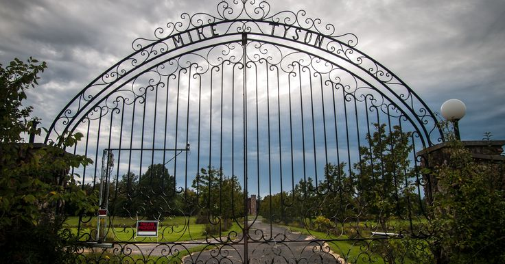Check out this gallery from USA TODAY:  Mike Tyson's deserted Ohio mansion  http://usat.ly/1Css3ed