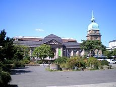 Hessisches Landesmuseum  in Darmstadt, Germany.  The museum is noted for its natural history collections