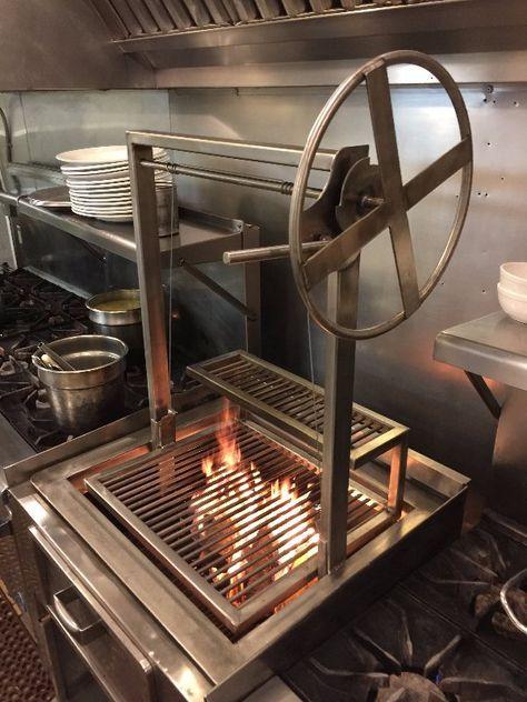 Big sur bakery Commercial Santa Maria BBQ Grill