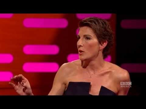 """Tamsin Greig Shares """"The Best Acting Tip"""" - The Graham Norton Show on BBC America - YouTube"""