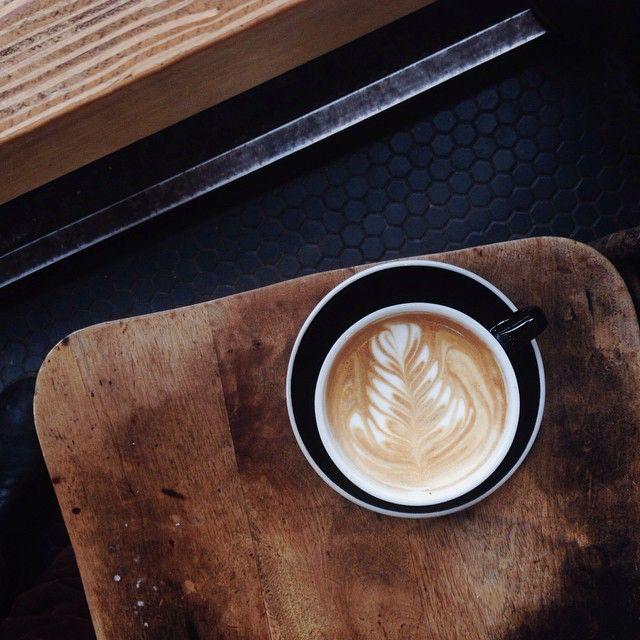 latte / photo by anitaymfeng