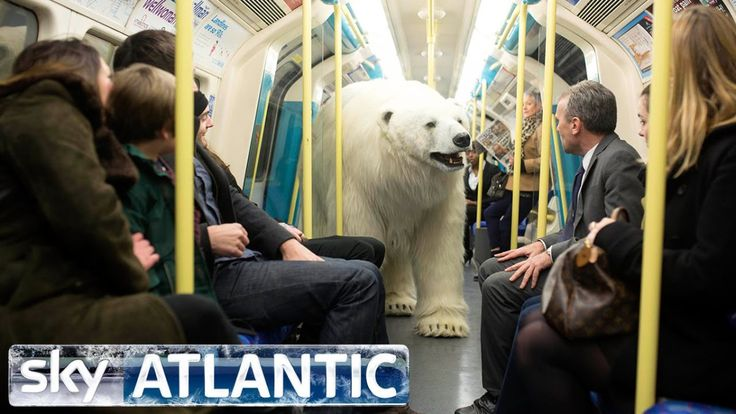 Sky TV enlisted a team of puppet makers to create a lifelike eight-foot-long polar bear, which it then let loose on the streets of London, courtesy of a pair of puppeteers who previously worked on ...