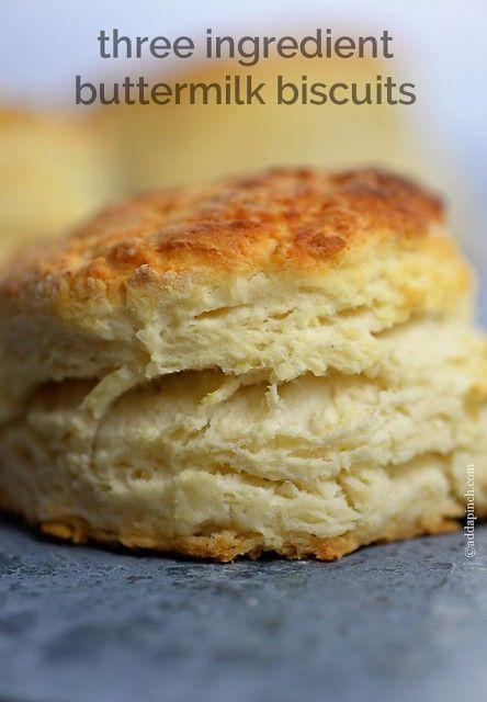 Three Ingredient Buttermilk Biscuit Recipe - Cooking   Add a Pinch