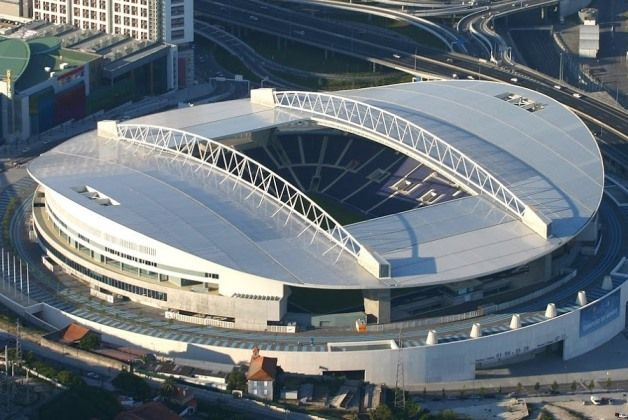 Porto Tourism - Official Portal - Visitar - Dragão Stadium