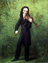 Niccolò Paganini Bocciardo (Génova, 27 de octubre de 1782 – Niza, 27 de mayo de 1840) fue un violinista, violista, guitarrista y compositor italiano, considerado entre los más virtuosos intérpretes de su tiempo, reconocido como uno de los mejores violinistas que hayan existido, con oído absoluto y entonación perfecta, técnicas de arco expresivas y nuevos usos de técnicas de staccato y pizzicato.