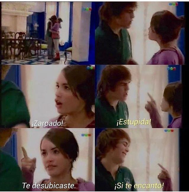 Despues de toda pelea viene un gran beso #thiaguella #marianellarinaldi #thiagobedoyaaguero #casiangeles #laliesposito #peterlanzani #laliter