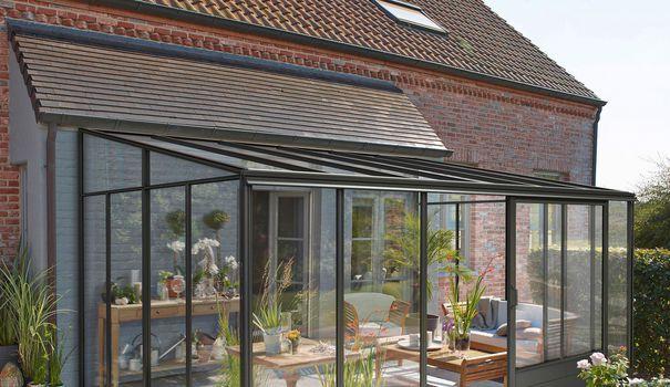 les 25 meilleures id es concernant veranda prix sur pinterest prix d une veranda prix. Black Bedroom Furniture Sets. Home Design Ideas