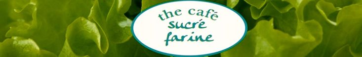 the cafe sucre farine : delicious looking recipes that would be great for entertaining... they look beautiful and often use an interesting combination of ingredients