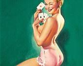 "Poker Players 2013 Calendar 8.5"" x 14"" Printable- Digital:-Free shipping #poker #facebook http://www.cartelpoker.com/freechips/"