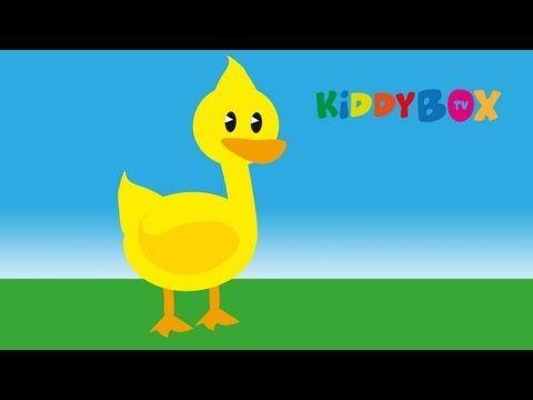 ▶ Alle meine Entchen - Kinderlieder (KIDDYBOX.TV) - YouTube