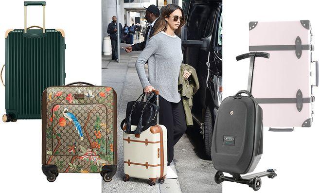 Вон из Москвы: чемодан-самокат и другие модные сумки для отпуска