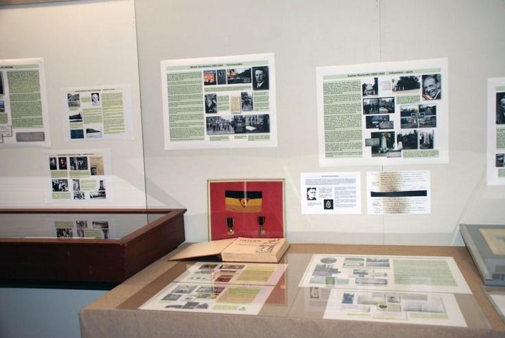 Er'fgoeddag 2012 Helden - Overzicht panelen Tweede Wereldoorlog