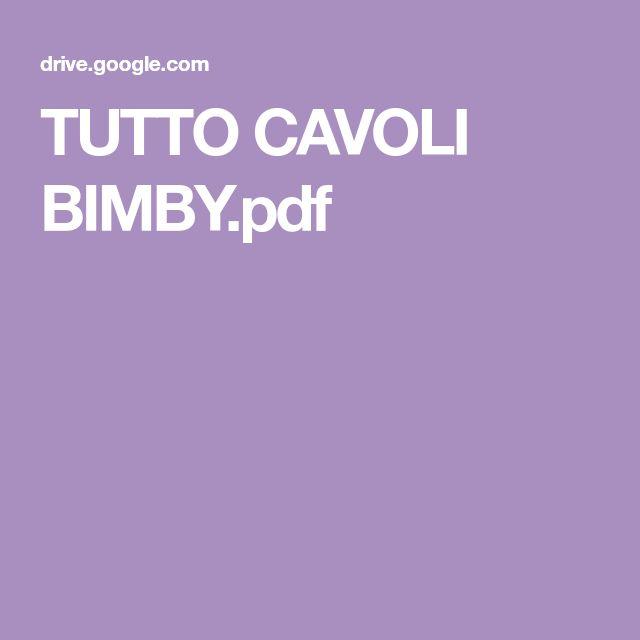 TUTTO CAVOLI BIMBY.pdf
