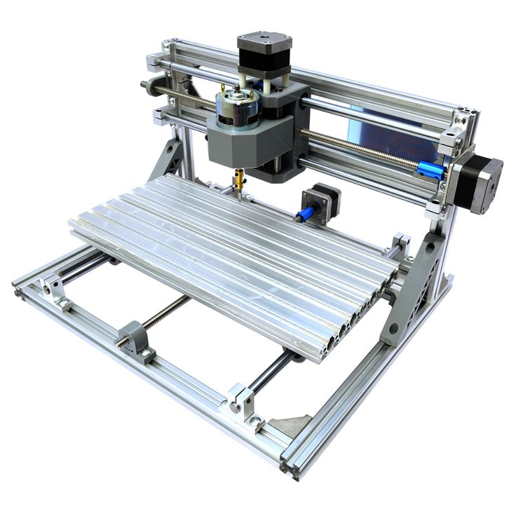 Other Gadgets 3018 3 Axis Mini DIY CNC Router Standard