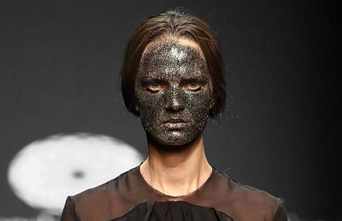 Art or Racism? Designer Sends Models in Black Face Paint Down the Runway