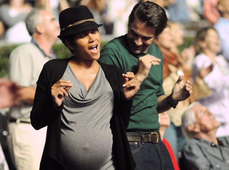 Just Dance from Halle Berry & Olivier Martinez: Romance Rewind   E! Online