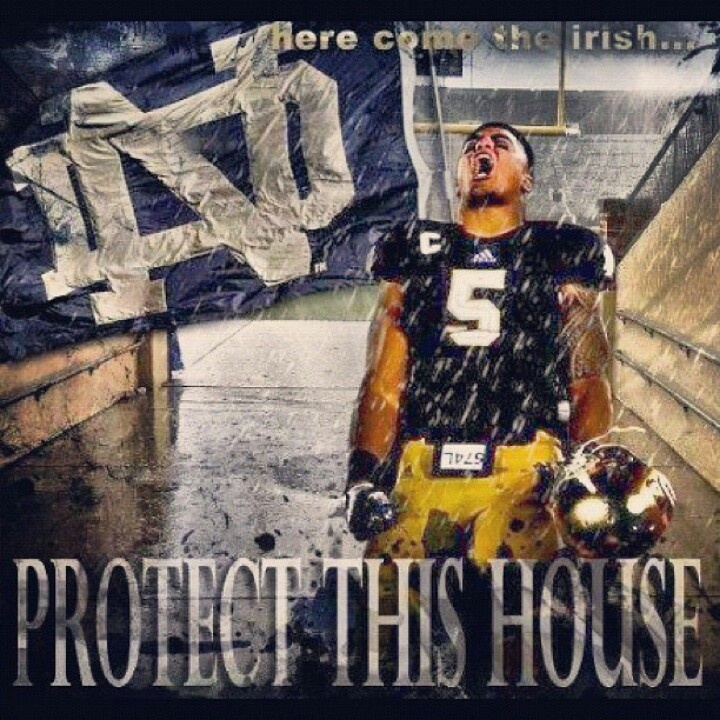 Under Armour Protect This House Poster